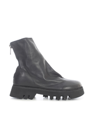 ANKLE BOOTS BACK ZIP
