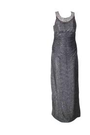 Frank Lyman kjole Sølv