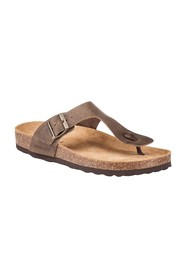 LUMBERJACK ISLA SM45006-006 D05 FLIP-FLOPS Men DARK BROWN