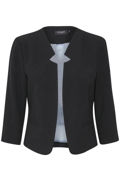 18ed4dc0 Black Lena Blazer Jakker & Kåper | Soaked in Luxury | Blazer | Miinto.no