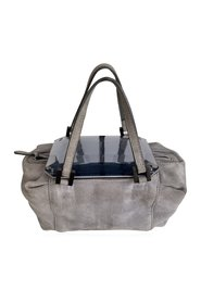 Mini Duffle Bag with Mirror Flap Handbag Mod. To You