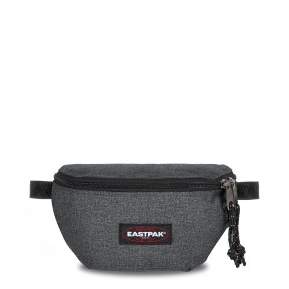 Eastpak Magväska Springer Black/denim