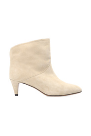 Defya suede ankle boots