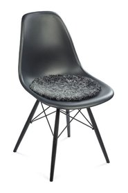 Short Wool Curl Seat Cover