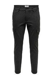 Cargo trousers slim fitted
