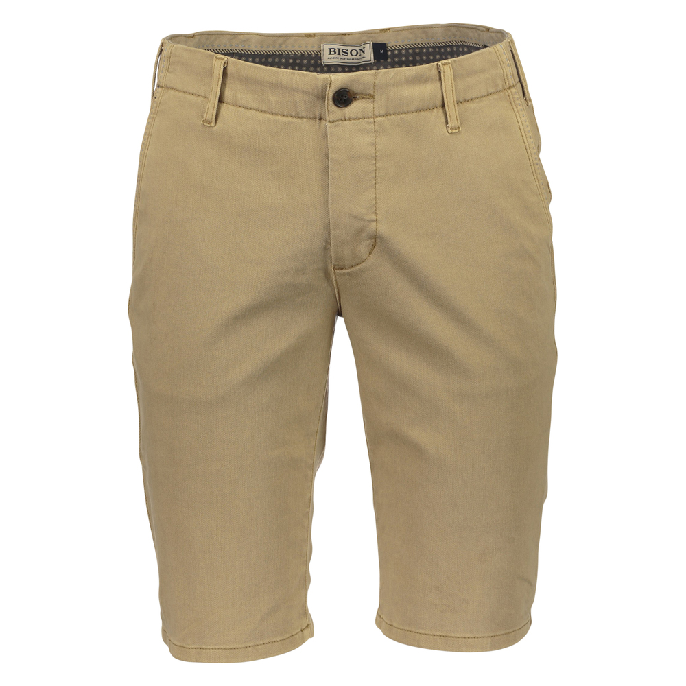 Superflex chino shorts