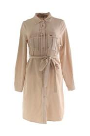 Rib Dress Short