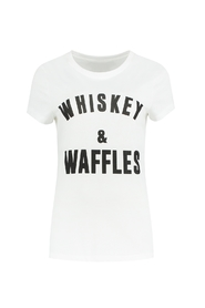 Whiskey and Waffles T-Shirt
