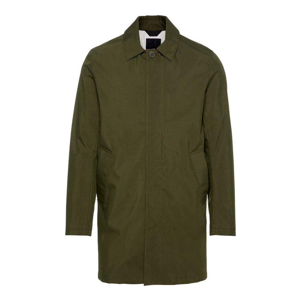Coat Carter Sharp Cotton