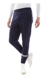 CK PERFORMANCE 00GMF8P614 WOVEN PANT PANTS LONGWEAR Men blue