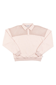 Gavin polo sweatshirt