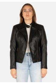 SWEET-REBEL PERFECTO LEATHER JACKET