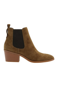 Brownboot ankle boots