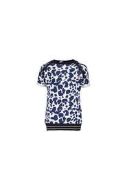 FLO jersey animal dress F801-7889-900 animal