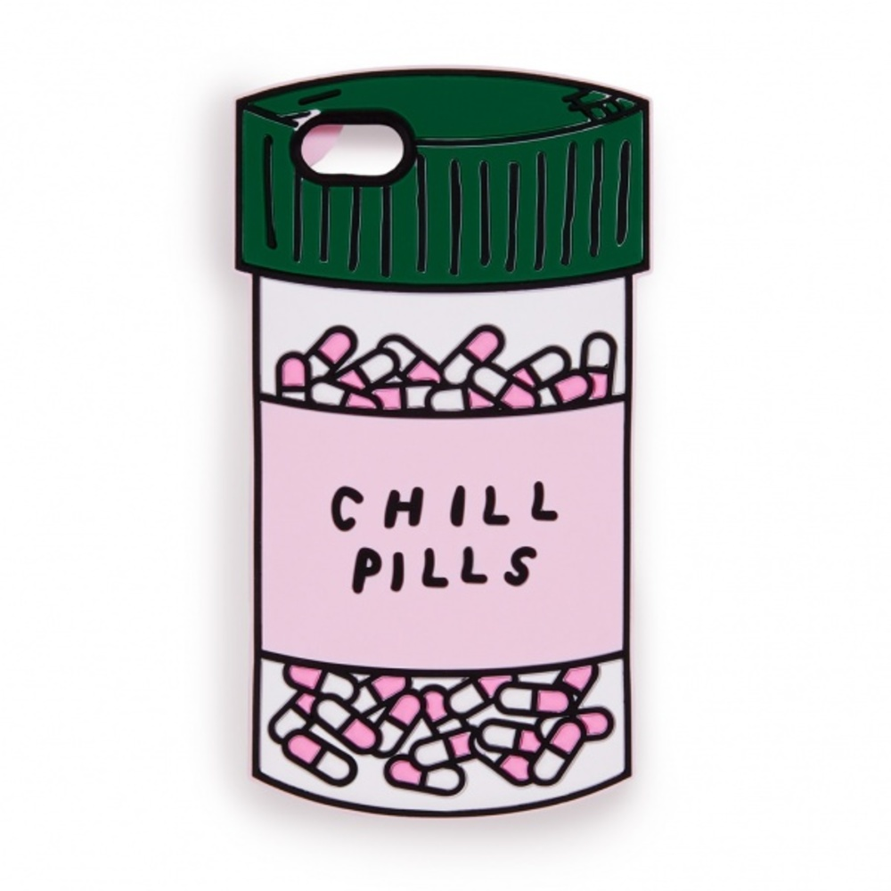 iPhone 7+ Case 'Chill Pills'