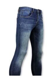 Spijkerbroek D-3021