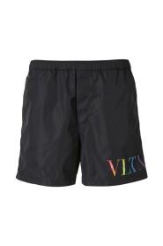 VLTN Logo Swimsuit