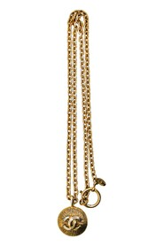 Pre-owned Logo Necklace