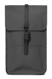 Grå Rains Backpack Charcoal 1220 Bag