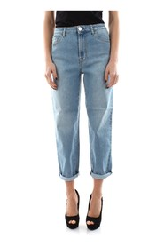 PINKO MADDIE JEANS Women DENIM LIGHT BLUE