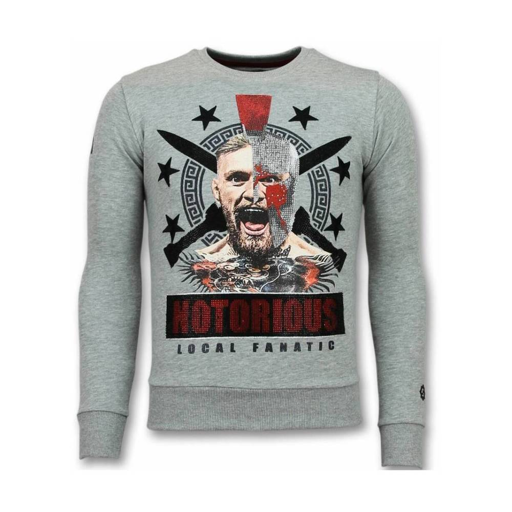Notorious Trui Mcgregor Warrior Heren Sweater