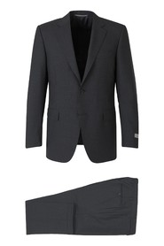 Wool Travel Suit