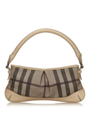 Plaid Handbag Plastic
