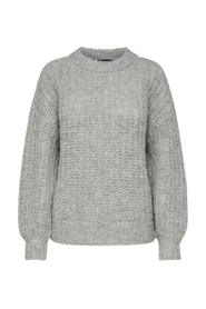 Selected Slfrabina Ls Knit O-Neck B Knit