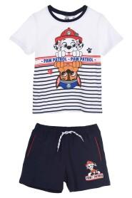 Shorts og T-skjorte Sett