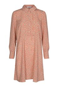 Welda Clement Dress Amber