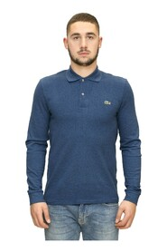 Classic Fit Blue Polo