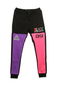 Pyramid Colored Fleece Suit Trousers