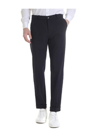 Fabric stretch trousers 19097 60
