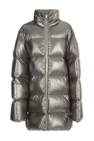 CYCLOPIC LONG WOVEN PADDED COAT