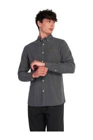 Brushed Herringbone Shirt