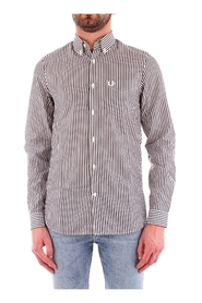 FRED PERRY M5556 T shirt  Men NAVY