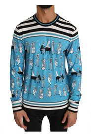 Cashmere Silk Music Pullover