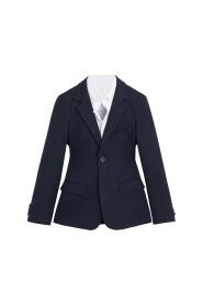 Spetsslag kostym blazer
