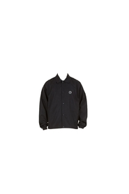 Sort Drole De Monsieur Collared Nfpm Jacket Ytterplagg