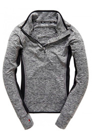 Core gym track top speckle