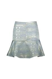 Moire Skirt