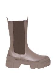 Chelsea boots in pelle