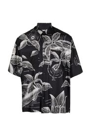 SHORT SLEEVE SHIRT WITH PRINTS