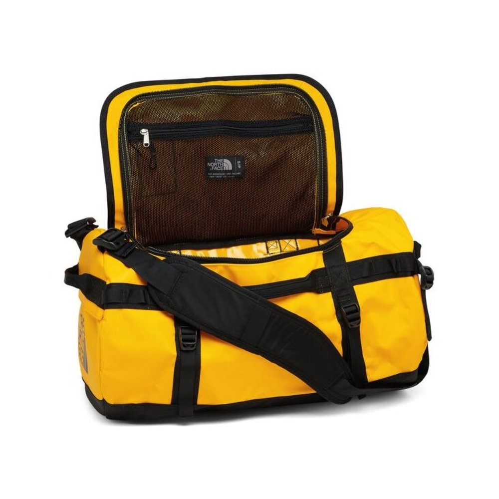 Yellow BASE CAMP DUFFEL S | The North Face | Weekendtassen | Herentassen