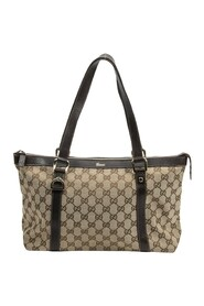 Pre-owned Medium Abbey Tote