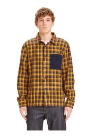 Pine Fine Checked Overshirt