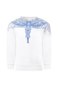 sweatshirt uit vleugels