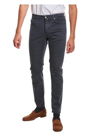 TROUSERS - James Brushed 5-point