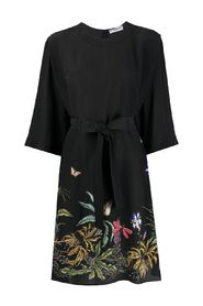 FLORAL INSECT DRESS