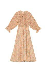 Georgette Midi Dress